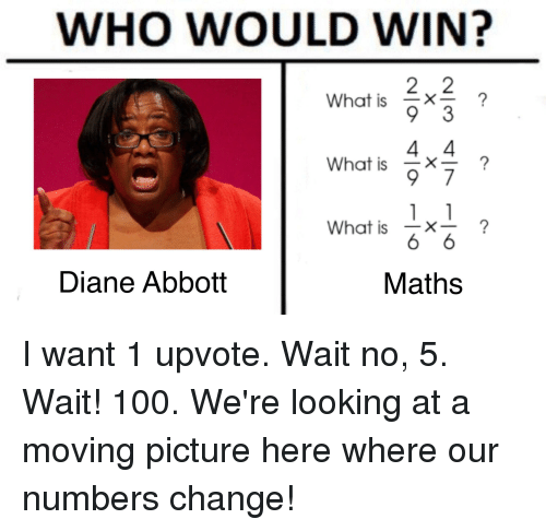 WHO WOULD WIN? 2 What Is 9 What Is What Is X- 6 6 Maths