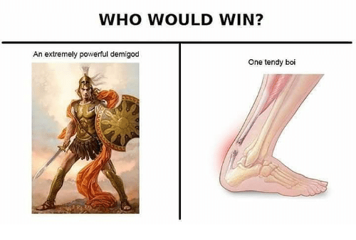 Dank Memes, Powerful, and Boi: WHO WOULD WIN?  An extremely powerful demigod  One tendy boi