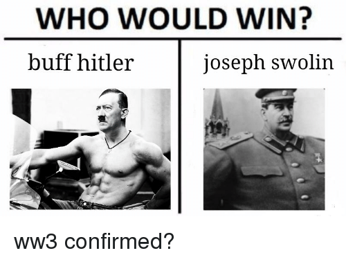 Jew Detector: 25+ Best Memes About Buff Hitler