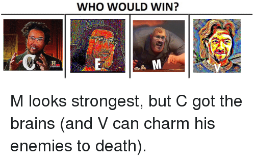 Brains, Death, and History: WHO WOULD WIN?  HD  HISTORY.COM