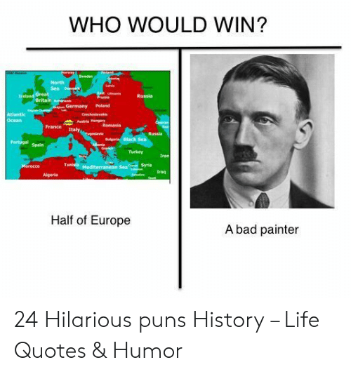 WHO WOULD WIN? North Sea Russia Germany Poland Atlantic