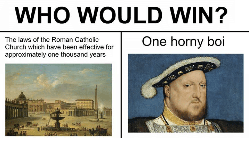 Church, Horny, and Classical Art: WHO WOULD WIN?  One horny boi  The laws of the Roman Catholic  Church which have been effective for  approximately one thousand years