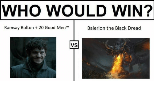 Balerion The Black Dread