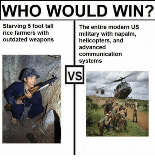 Who Would Win Starving 5 Foot Tall The Entire Modern Us