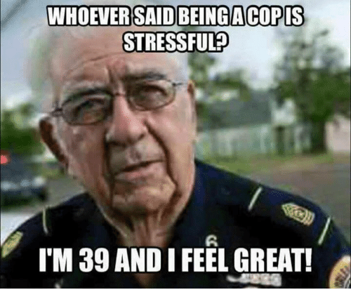 whoever said being acopis stressful im 39 and i feel 5127402 whoever said being acopis stressful im 39 and i feel great! meme