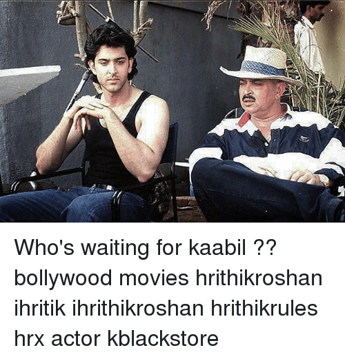 Who's Waiting for Kaabil ?? Bollywood Movies Hrithikroshan Ihritik