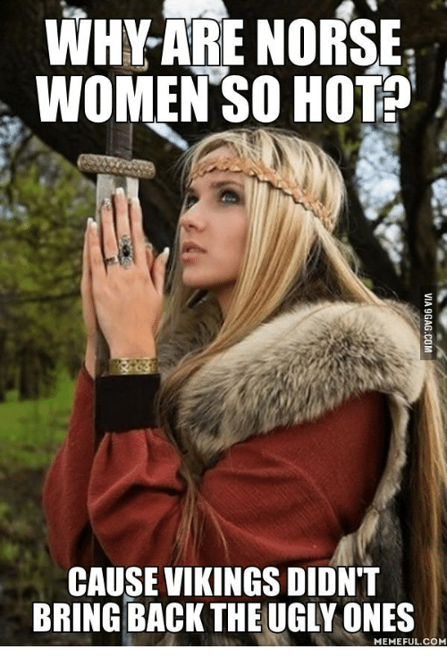 why-are-norse-women-so-hot-cause-vikings