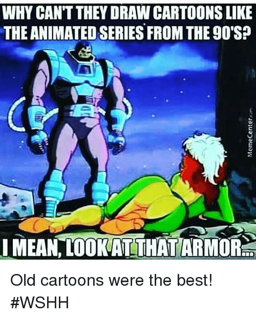 25 Best Old Cartoons Memes Missing Memes
