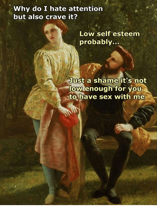 do you have sex with me