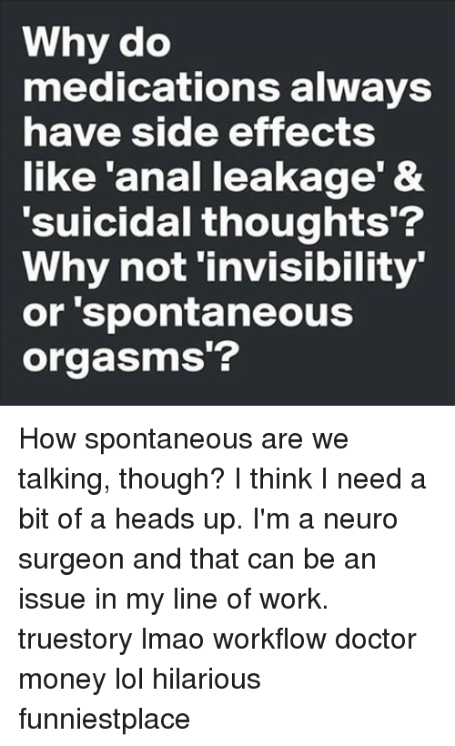 Why do i have anal leaking