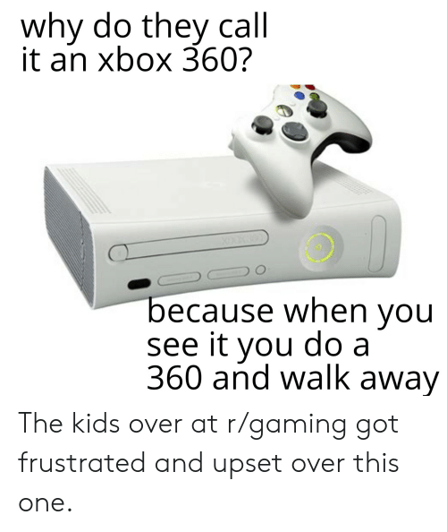 🔥 25+ Best Memes About Why Do They Call It an Xbox 360