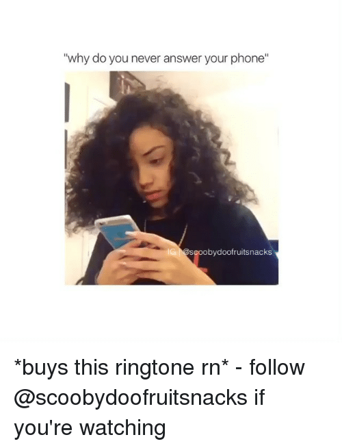 Does Answer your fucking phone ringtone download simply