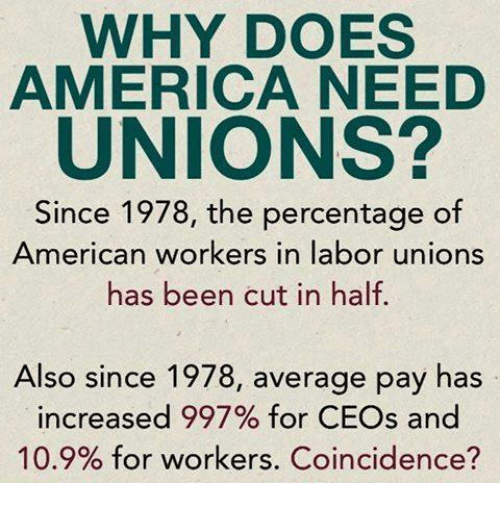 why do we need union Why do workers join unions reasons for joining a union 2 job security one basic human need is we can see, therefore, that the reasons why employees join a.
