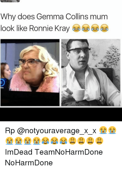 why does gemma collins mum look like ronnie kray rp 16515754 why does gemma collins mum look like ronnie kray rp