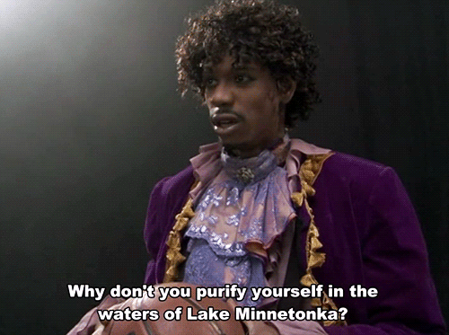 Why, You, and Waters: Why donit you purify yourself in the  waters of Lake Minnetonka?