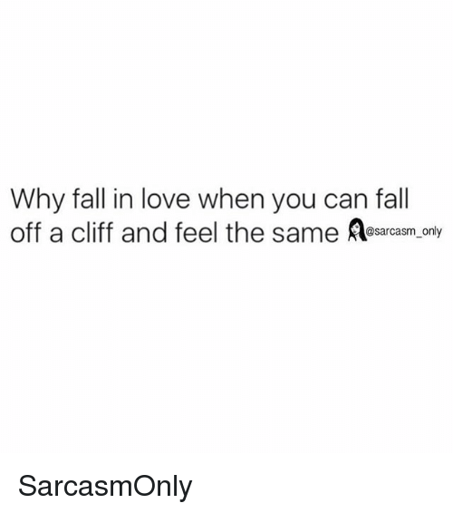 When do you fall in love