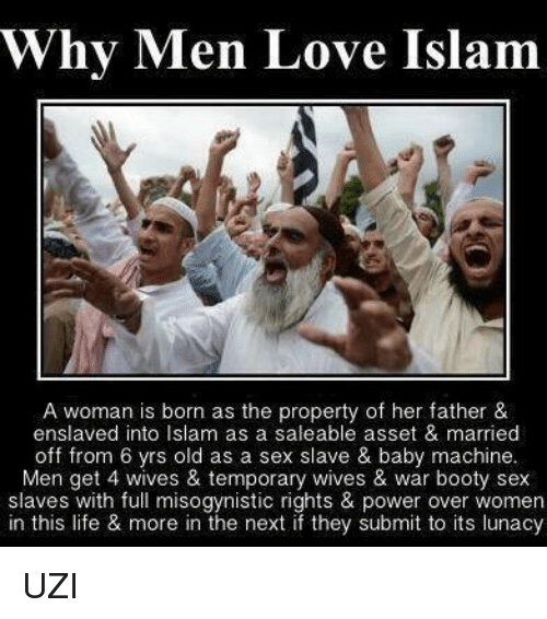 Male sexuality in islam