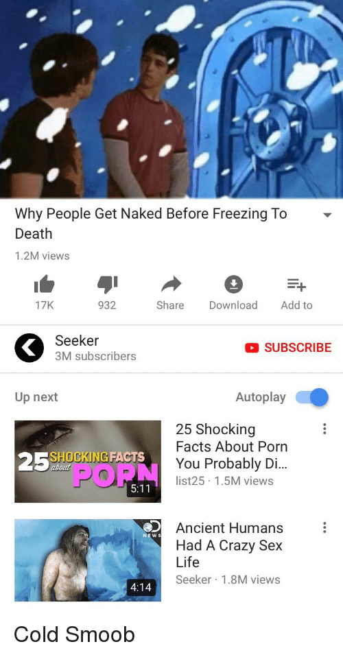Dead naked people real
