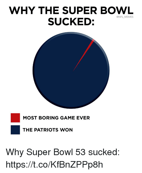 The who superbowl sucked