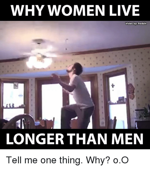 why women live video by reddit longer than men tell 5445086 ✅ 25 best memes about memes memes, meme generator,Memes Reddit