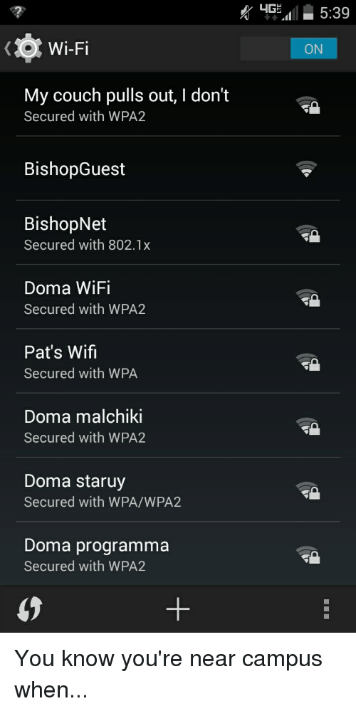 Cool Wi Fi My Couch Pulls Out I Dont Secured With Wpa2 Bishop Pdpeps Interior Chair Design Pdpepsorg