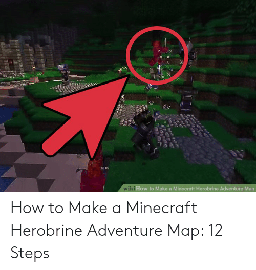 Wiki I How to Make a Minecraft Herobrine Adventure Map How