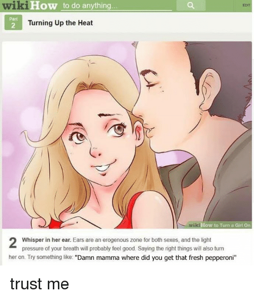 how to get girls wikihow