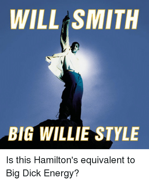 Will smith big dick