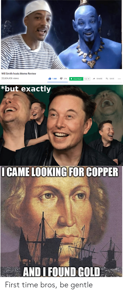 Came Looking For Copper And Found Gold 9gag