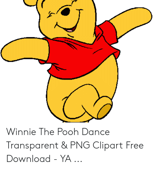Free Winnie The Pooh Clip Art with No Background - ClipartKey