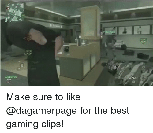 Memes, Best, and 🤖: WINNING Make sure to like @dagamerpage for the best gaming clips!