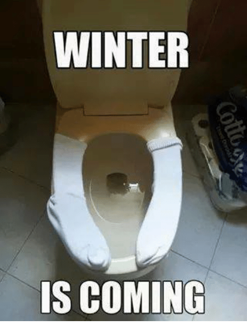Memes, Winter, and 🤖: WINTER  IS COMING