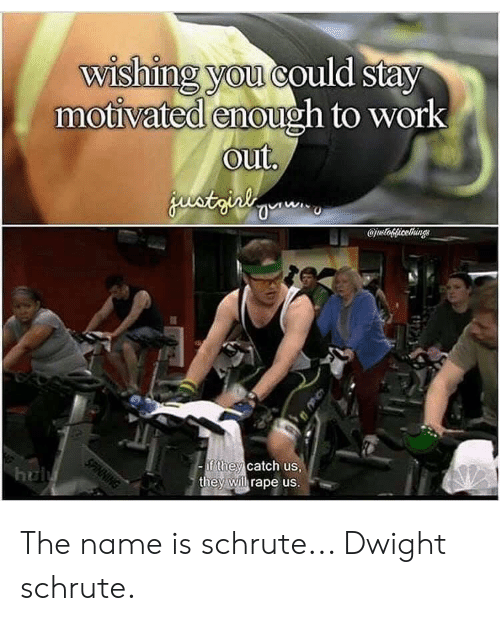 43aa2bd0 The Office, Dwight Schrute, and Work: wishing you could stay motivated  enough to