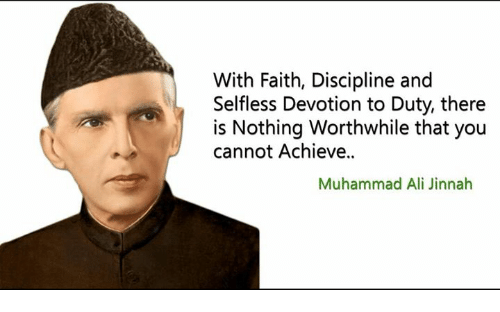fdd6af04bfc1 With Faith Discipline and Selfless Devotion to Duty There Is Nothing ...