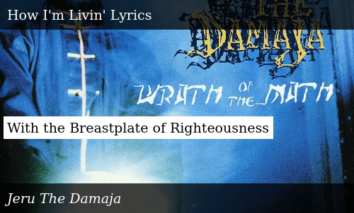 With the Breastplate of Righteousness | Meme on ME ME