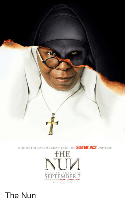 Witness The Darkest Chapter In The Sister Act Universe Num Only