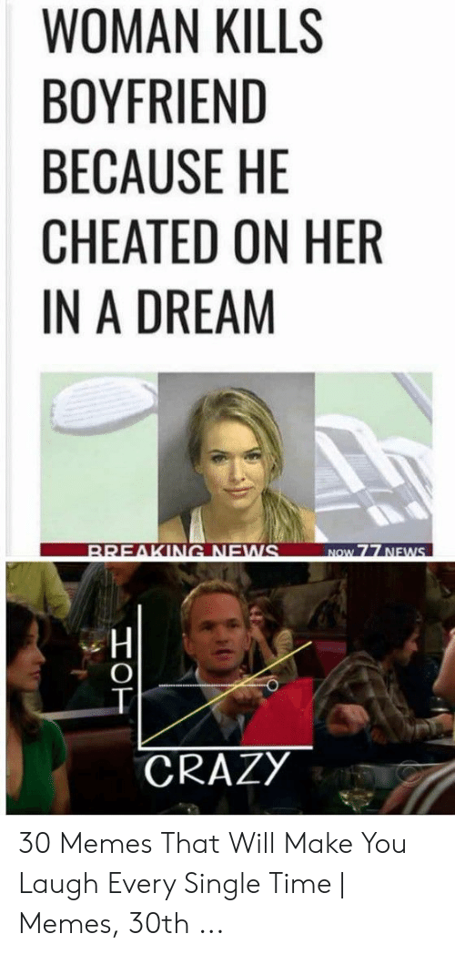 Woman Kills Boyfriend Because He Cheated On Her In A Dream