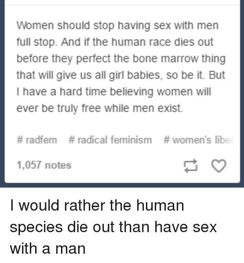 Perfect time to have sex