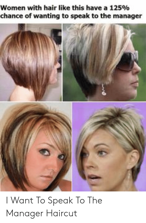 Women With Hair Like This Have a 125% Chance of Wanting to