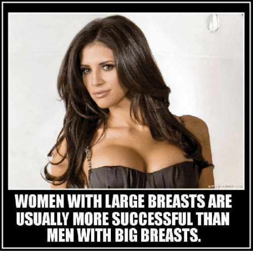 breasts Women with big
