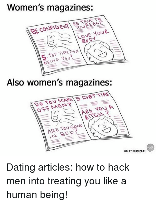 Love and dating articles