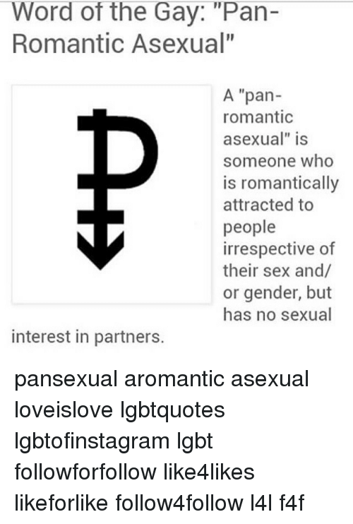 Aromantic asexual reddit