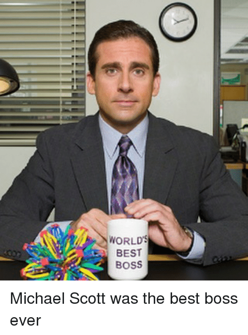 worlds best boss dts lss reo obb michael scott was 10459416 ✅ 25 best memes about best boss ever best boss ever memes