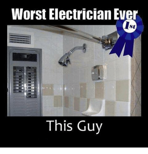 electrician memes - photo #34