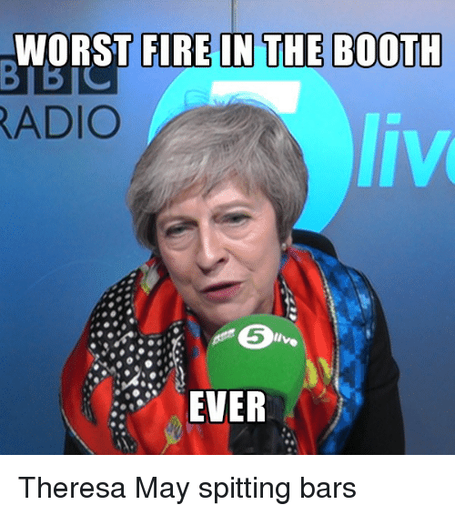 Fire, Reddit, and May: WORST FIRE IN THE BOOTH  liv  ADIO  5  Ive  EVER
