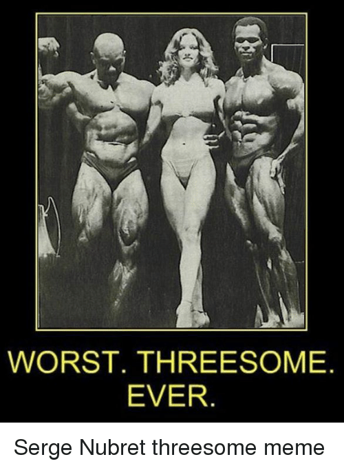 Dawson recommend best of threesome