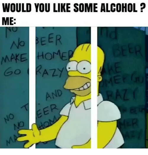 Would you like a beer