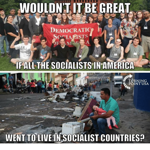 wouldnt it be great democrati fall the socialists in america point 24990199 ✅ 25 best memes about socialist socialist memes