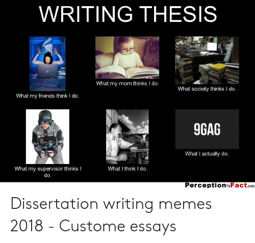 Write Your Thesis Meme - Thesis Title Ideas For College