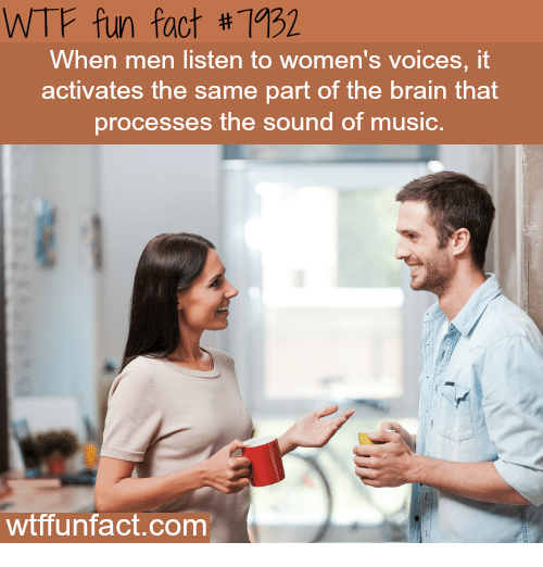Image result for women's voices meme
